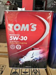 Toyota Estima Alphard Vellfire engine oil - TOMS