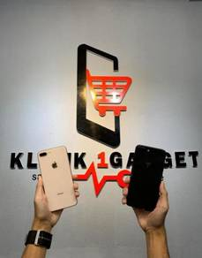 Iphone 8 plus 256gb condition cantik LL dan MY