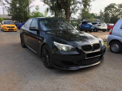 Used BMW 545i for sale