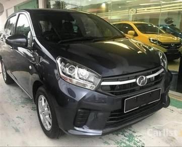 2018 Perodua AXIA 1.0 G FACELIFT (A) *special deal