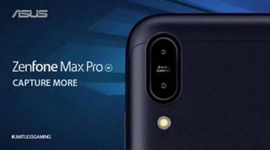 ASUS ZENFONE Max Pro -M1(4GB RAM + 64GB ROM)MYset