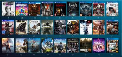 Ps4 Game Service