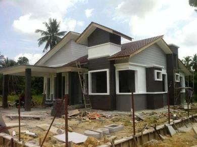Tanah Lot Banglo Rizab Melayu, Beranang