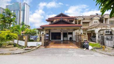 2sty Bandar Tun Hussein Onn, Terrace Corner, BTHO, Cheras
