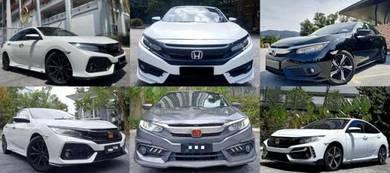 Honda CIVIC 1.5 TC-PREMIUM (A)