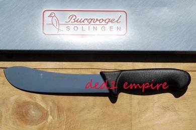 BURGVOGEL – pisau daging/sembelih 7 inci (JERMAN