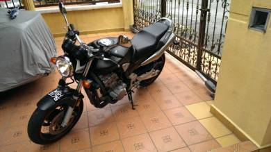 2003 Honda Hornet CB900F CB900 CB919