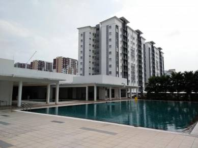 0% DP Below Market!!! Seri Intan Apartment, Cheapest!