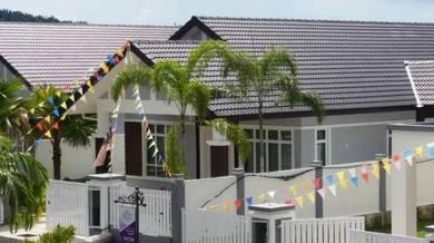 1 Storey Bungalow in Nilai , Senawang , Seremban , Bangi