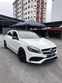 2016 Mercedes Benz-AMG A45 2.0 Turbo FACELIFT