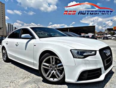 Y2015 Audi A5 2.0 QUATTRO S-LINE(A)FACELIFT