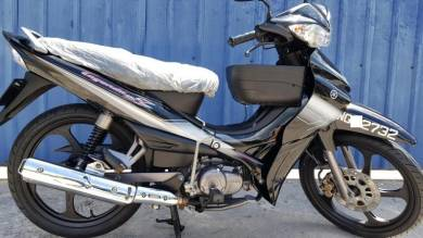 Yamaha Lagenda 110 Z Japan 1pakcik owner Low Mile