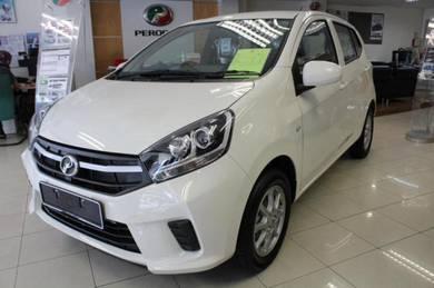 2018 Perodua AXIA 1.0 G (A)*special deal