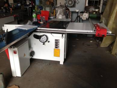 Sliding Table Saw SCM Italy sicar machine panel kl