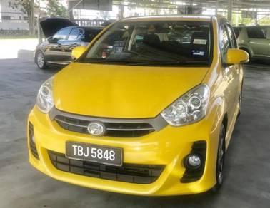 2013 Perodua MYVI 1.5 SE GPS / DVD FULL SPEC