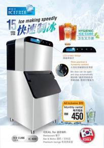 Ice Maker Machine Penapis Air Water Filter Vending