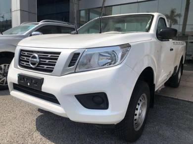 2019 Nissan NAVARA 2.5 SINGLE CAB (M) RAYA PROMO