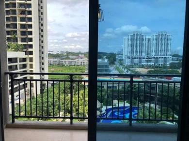 New Build Condo For Rent (Country Garden Central Park Damansara Alif)