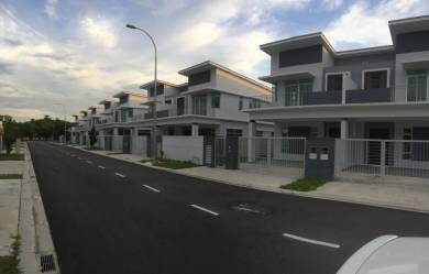 Pekan Nanas Taman Putri Cluster Gated and Guarded
