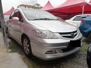 Honda City 1.5 VTEC (A)New Paint MugenXlesen Loan