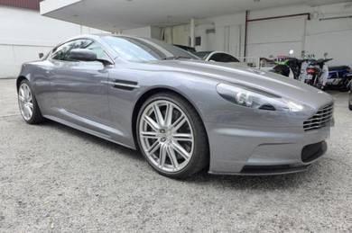 Aston martin dbs 6.0 v12 manual 2011