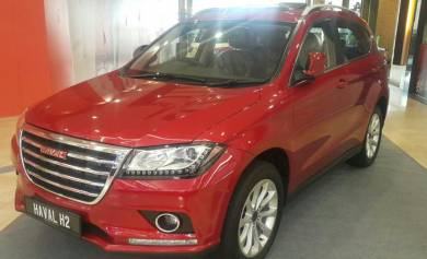 New Haval H2 for sale