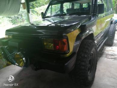 1995 or older Isuzu Trooper 2 3 (M)