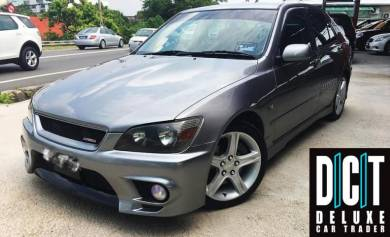 Used Toyota Altezza for sale