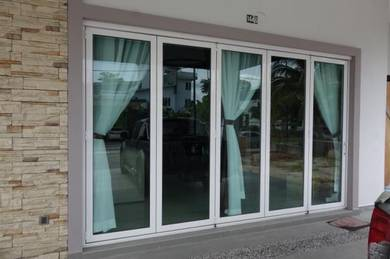 Decoration Folding Door ( Visa/Master)