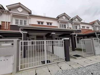 Booking Rm4000 BrandNew House New Project Kampung Jawa Giant Klang