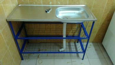 Set Sinki Rak Baru 062