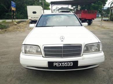 1996 Mercedes Benz C200 2.0 (A)