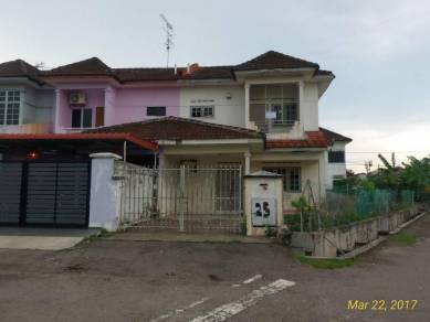 BSJ bandar selesa jaya Conner house cooling No sun Big devlopmt nearby