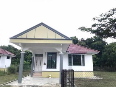 Banglo Murah 1 tingkat di jerteh - DEPOSIT RM300