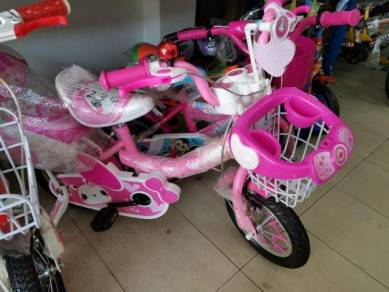 Bikes, Scooters & Ride-Ons SunHai Kids Bicycle 3-7 Years Old Unisex