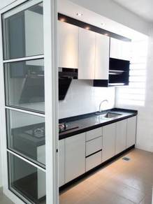 Aluminium Kitchen Cabinet (Visa/Master)