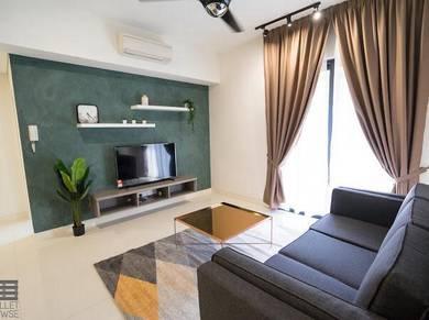 Radia Residence Fully Furnished 2 Bedroom At Bukit Jelutong, Shah Alam