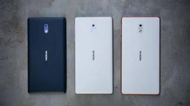 NOKIA 3 (Android Nougat) ORIGINAL Nokia Malaysia