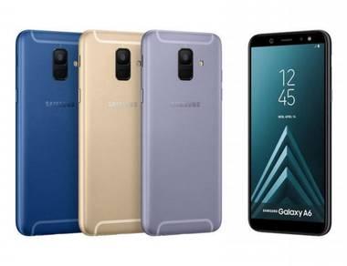 SAMSUNG Galaxy A6 (3GB RAM | 16MP DPN + BLKG)MYset