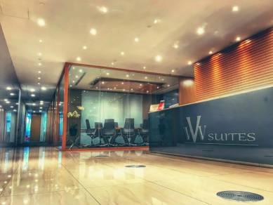 Fully Furnished Office for Rent in KL Sentral - VVV Suites