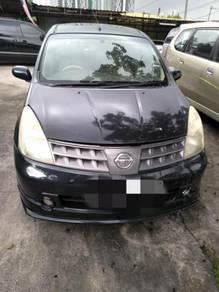 2008 Nissan LIVINA 1.6 (A)