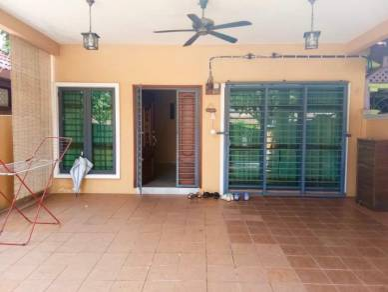 Alam Damai, Damai Bakti Double Storey House For Rent