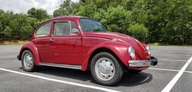 1995 or older Volkswagen Beetle 1.3 (M)