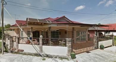 Taman Sri Lambak Single Storey Bungalow Corner Lot For Sale
