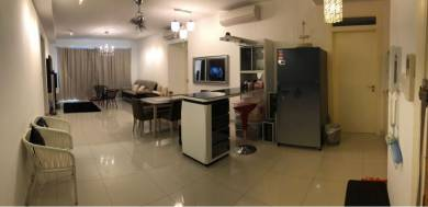 Teega Residences Nusajaya 2 Bedroom 2 Bathroom Fully Furnished