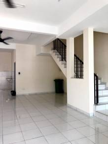 Cosy Neighbourhood, Safe, Clean Double Storey House For Rent