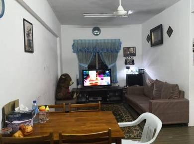 BLOK B, TINGKAT 13 | Pangsapuri Bukit Baru Keramat, Kuala Lumpur
