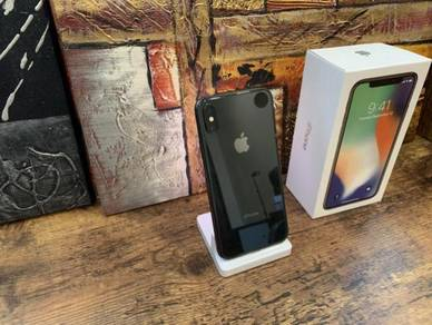 Iphone X 256GB GREY official