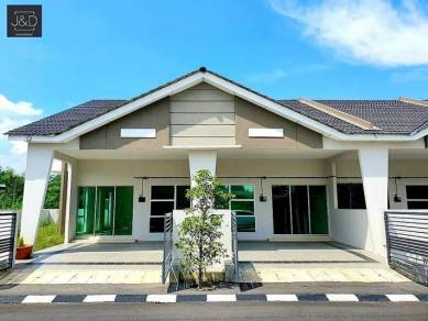 Rumah 1 tingkat teres , early bird promosi discount 10%