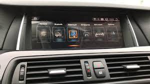 """BMW F10 10.2"""" HD Android 4.4 built-in 5 SERIER M1"""